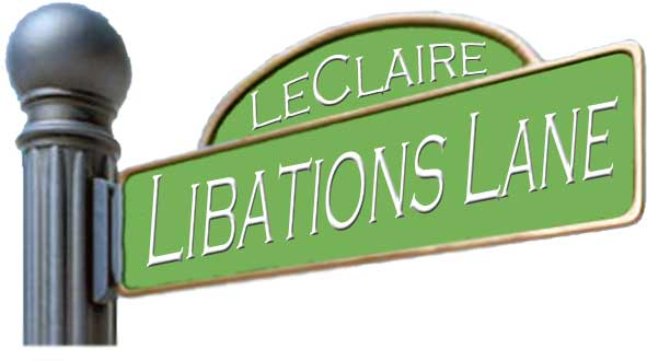 Welcome to LeClaire Libation Lane