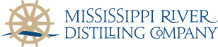 Mississippi River Distilling Company logo