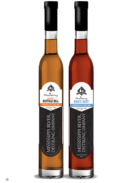 Aviary Limited Edition Barreled Cocktails bottle