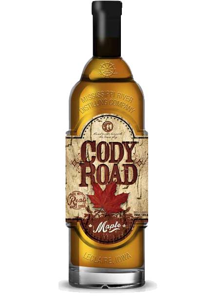 Cody Road Maple bottle