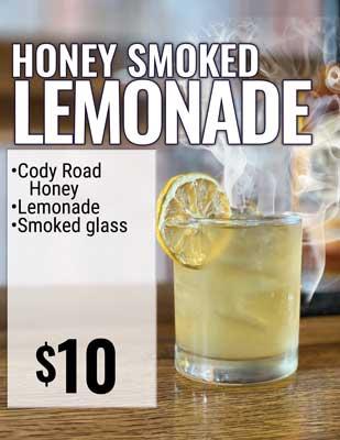 Honey Smoked Lemonade