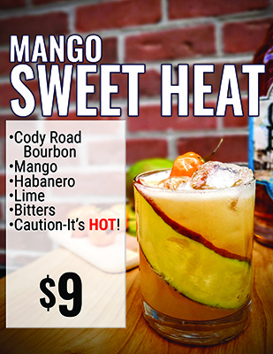 Mango Sweet Heat