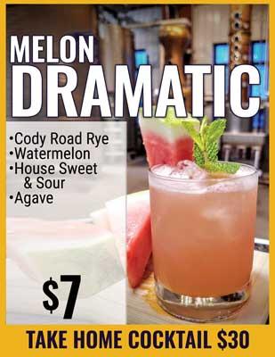Melon Dramatic