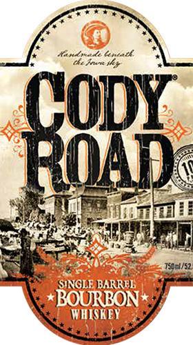 Cody Road Single Bourbon Whiskey