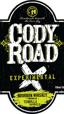 Cody Road X Experimental Series label