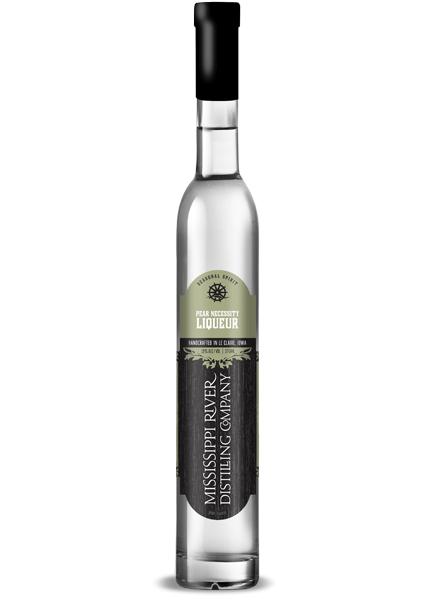 Pear Necessity Liqueur bottle