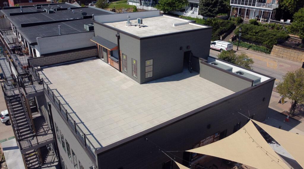 Celebration Center Roof Top Deck